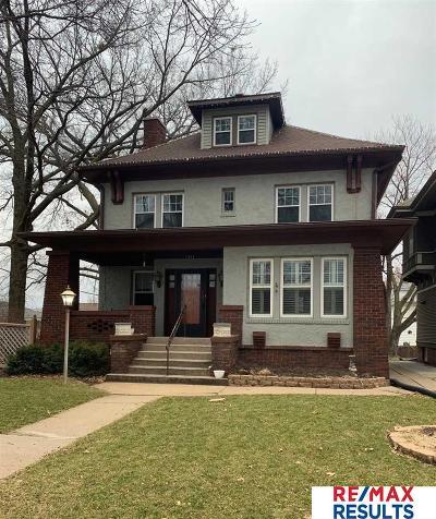 Omaha NE Single Family Home New: $325,000