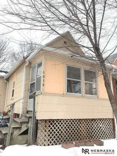 Omaha NE Single Family Home New: $74,900