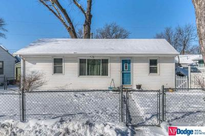 Council Bluffs Single Family Home New: 4612 Apache Street