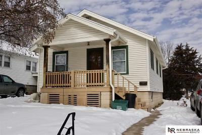 Omaha NE Single Family Home New: $79,900