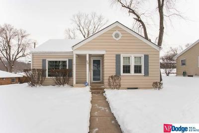 Council Bluffs Single Family Home New: 20 Elmwood