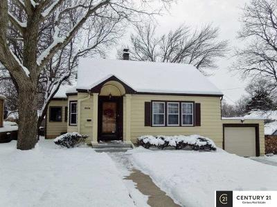 Omaha Single Family Home New: 5631 Woolworth Avenue
