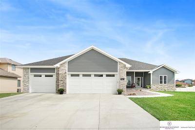 Papillion Single Family Home For Sale: 6629 Ridgewood Drive