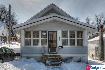 Single Family Home New: 4811 Wirt Street