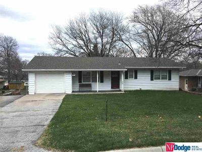 Fort Calhoun Single Family Home For Sale: 211 S 15 Street