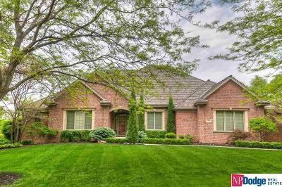 Omaha Single Family Home For Sale: 17654 Baywood Drive