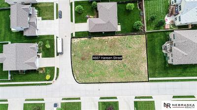 Bellevue Residential Lots & Land For Sale: 4607 Hansen Street