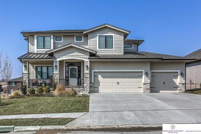 Gretna Single Family Home For Sale: 8140 S 193 Avenue