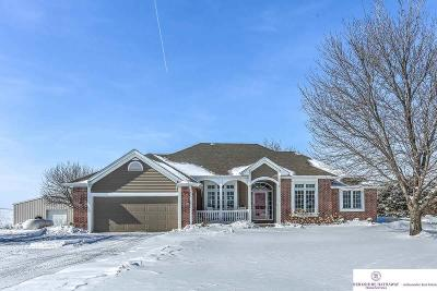Saunders County Single Family Home For Sale: 1795 County Road 14