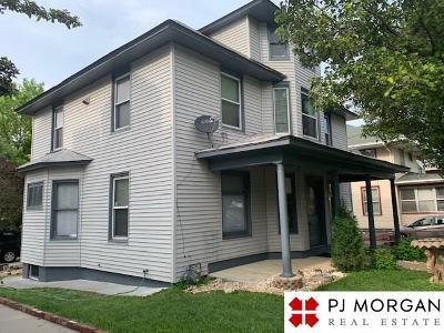 Omaha Multi Family Home For Sale: 2212 F Street