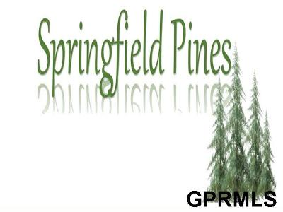 Springfield Residential Lots & Land For Sale: 1070 Cedar Circle