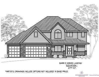 Omaha Single Family Home For Sale: 3778 N 192 Terrace