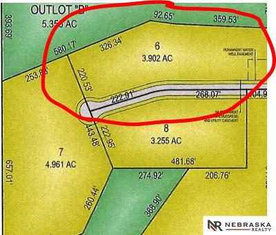 Louisville Residential Lots & Land For Sale: 358th & Hwy 66 Street