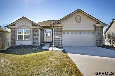 Papillion Single Family Home New: 2090 Creek Side Drive