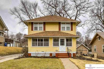 Omaha Single Family Home New: 5010 Western Avenue
