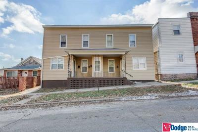 Omaha Multi Family Home New: 3125 S Street