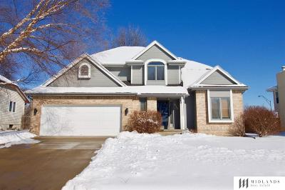 Papillion Single Family Home New: 916 Shenandoah Drive