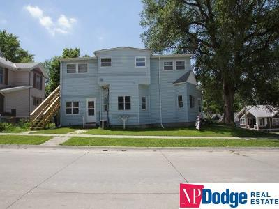 Council Bluffs Multi Family Home For Sale: 325 Voorhis Street