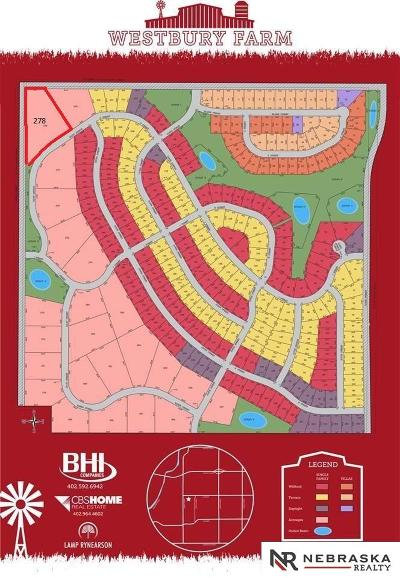 Omaha Residential Lots & Land For Sale: 4220 S 221 Street