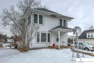 Nebraska City Single Family Home For Sale: 613 N 13th Street