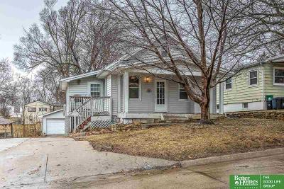 Omaha Single Family Home New: 5604 S 48 Avenue