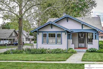 Omaha Single Family Home New: 802 N 43 Street