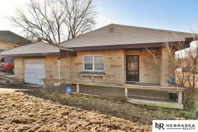 Omaha Single Family Home New: 7867 Maple Street