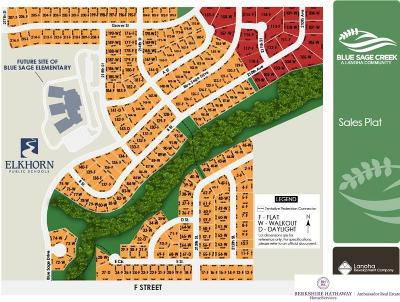 Elkhorn Residential Lots & Land For Sale: 21411 A Street