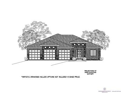 Gretna Single Family Home New: 10323 S 189 Street