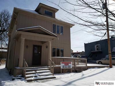 Omaha Multi Family Home New: 115 N 36 Street