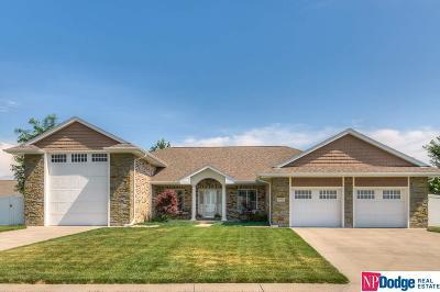 Bennington Single Family Home For Sale: 12055 Elmwood Drive