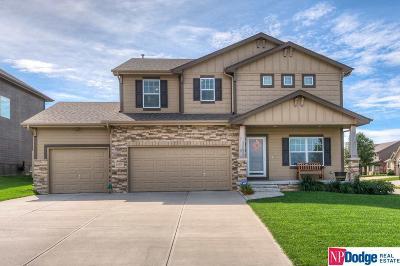 Omaha Single Family Home New: 16397 Mormon Street