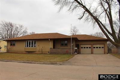 Single Family Home For Sale: 2215 Parkview Drive