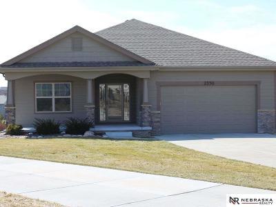 Papillion Single Family Home For Sale: 2350 Placid Lake Drive