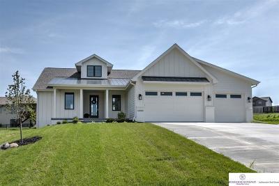 Bennington Single Family Home For Sale: 16909 Rachel Snowden Parkway