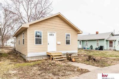 Council Bluffs Single Family Home For Sale: 2029 E Avenue