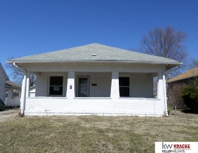 Single Family Home For Sale: 1312 High Street