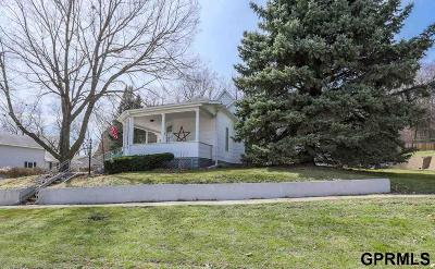 Missouri Valley Single Family Home For Sale: 419 N 3rd Street