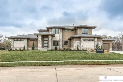 Omaha NE Single Family Home For Sale: $2,250,000