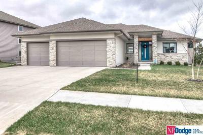 Omaha Single Family Home For Sale: 18810 Sahler Street
