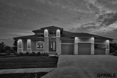 Omaha Single Family Home For Sale: 8108 S 184 Terrace #LOT 76