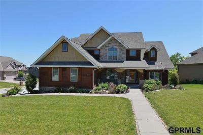 Omaha Single Family Home New: 1609 N 197 Street