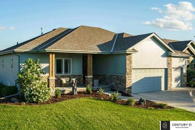 Omaha NE Single Family Home New: $384,900