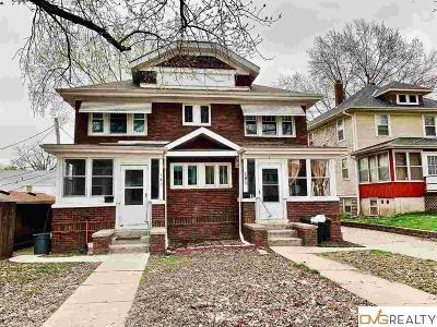 Omaha Multi Family Home New: 141/143 N 35 Avenue