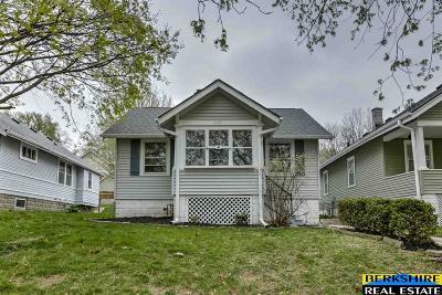 Omaha Single Family Home New: 2015 N 50 Street