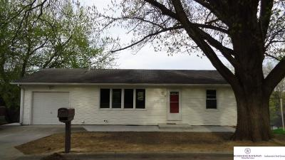Plattsmouth Single Family Home New: 1021 S 8th Street