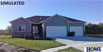 Waverly Single Family Home For Sale: 9520 N 147th Street