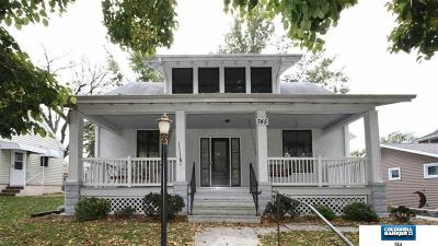 Syracuse Single Family Home For Sale: 745 9th Street