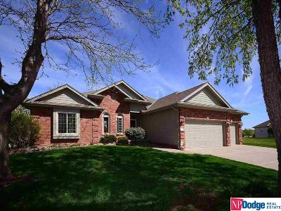 Papillion Single Family Home For Sale: 2706 Northwood Circle