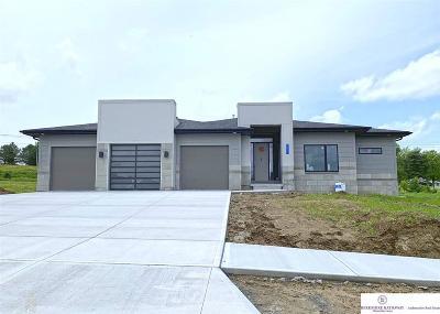 Omaha Single Family Home For Sale: 20725 George B Lake Parkway